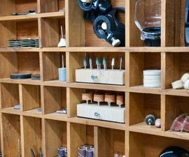 Dremel Tool Accessory Storage