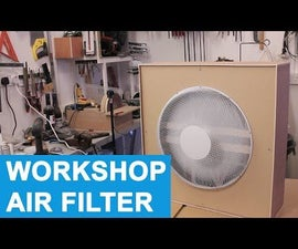 Workshop Air Filter