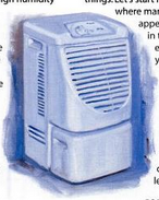 Picture of Humidifiers and Dehumidifiers