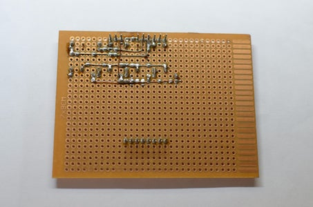 Moving the Circuit to the General Purpose Board
