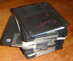 Floppy Password Guard