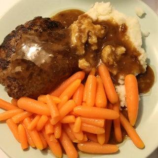 Mike D's Salisbury Steak