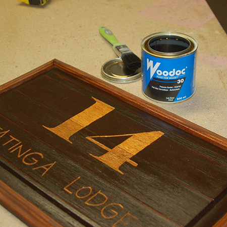 Picture of Engrave and Mount