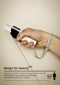 Wii Bowling Accessory - Design for Everyone