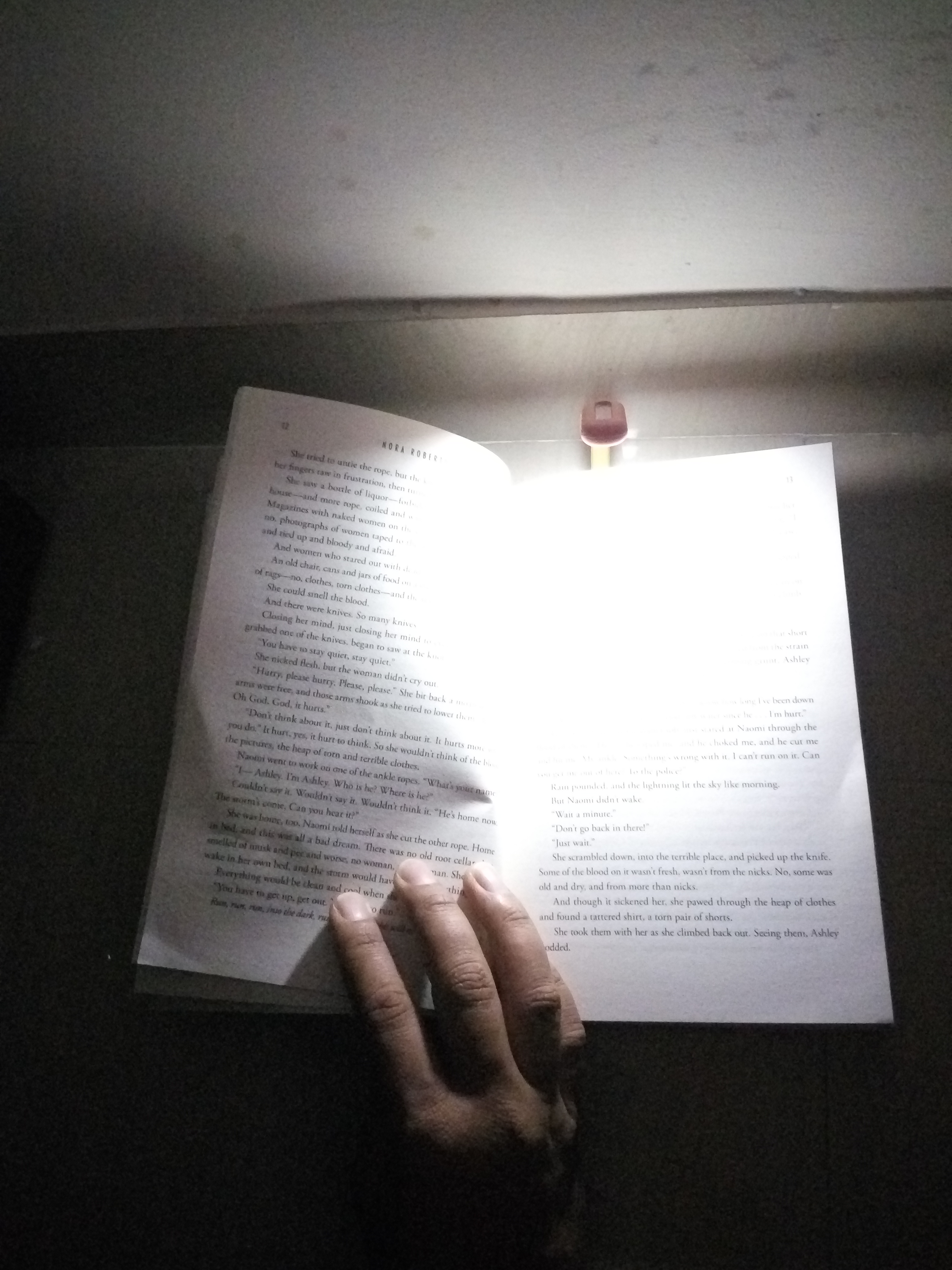 Picture of Reading Light : Recycle Old Mobile Battery