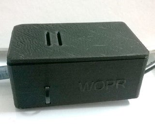 The WOPR (WWW Operated Relay)