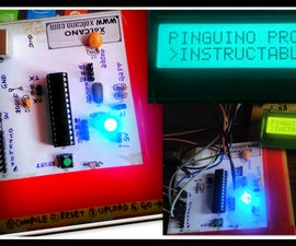 Pinguino Project (a PIC Microcontroller Based Arduino #No Programmer Required)