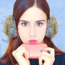 DIY ear muffs with headphones! Easy & affordable