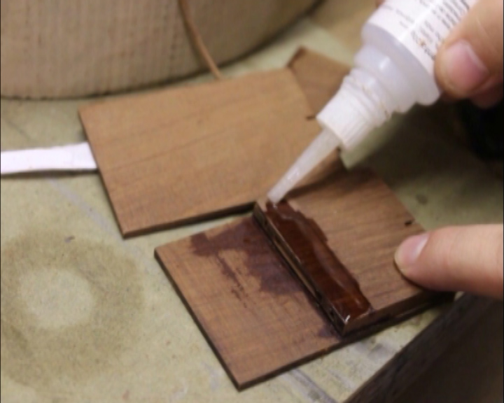 Picture of Glue It Again.. an Then Give It a Cut