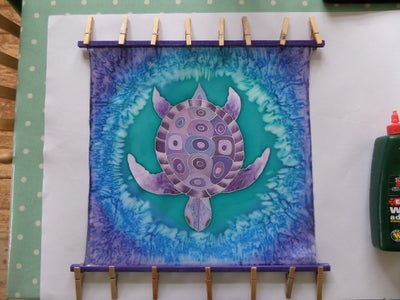 Creating Your Wallhanging