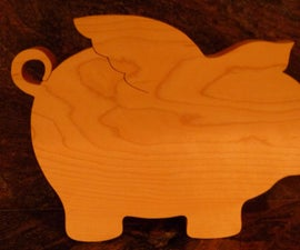 Pigasus Cutting Board