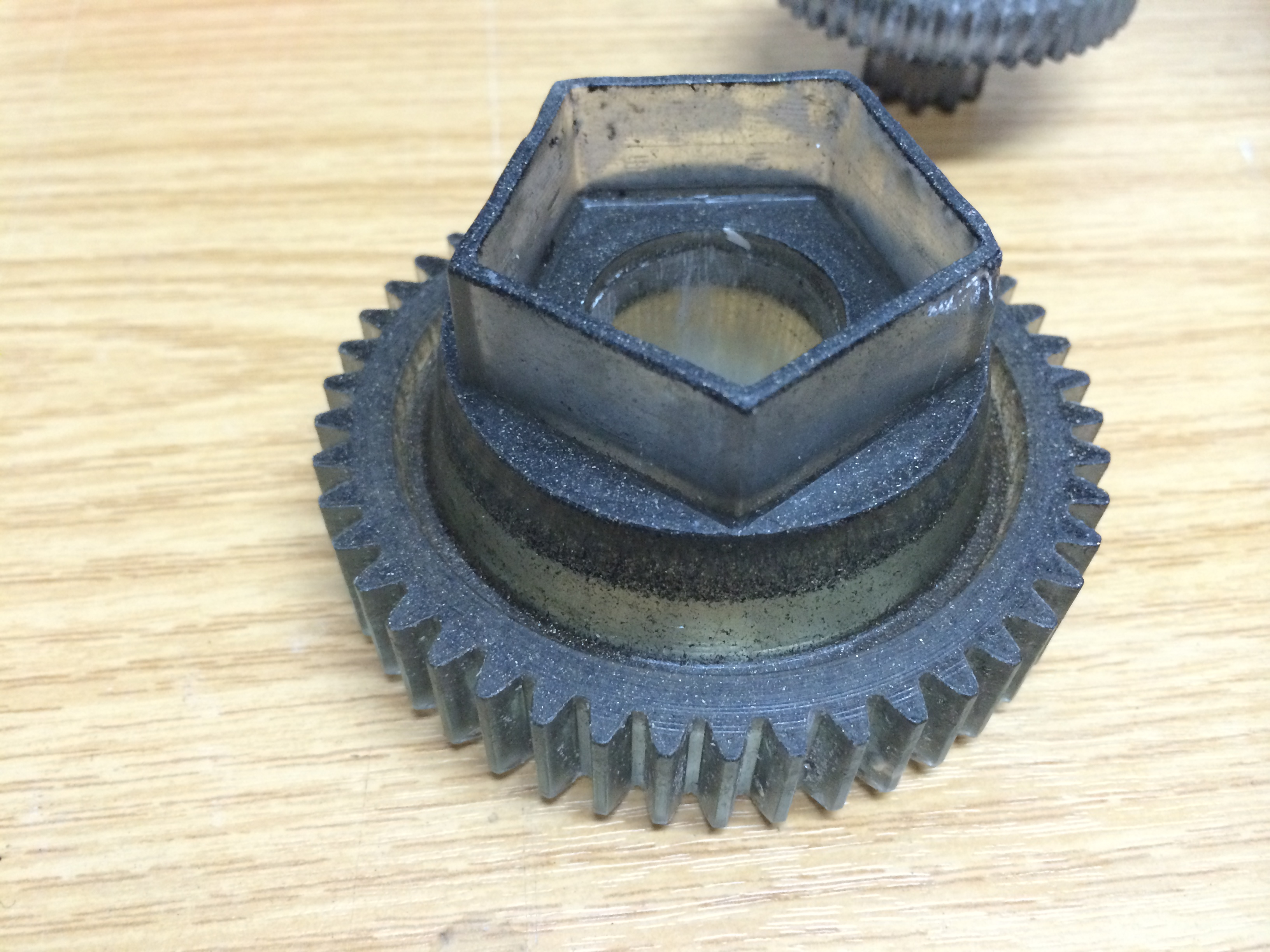 Picture of Resin Casting Gears for Power Wheels