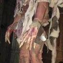 Duskriti-TheSumofAllSin Homemade Monster Costume