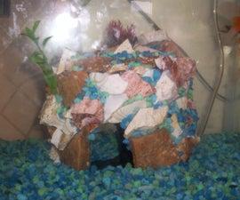 CD Spindle Aquarium Cave