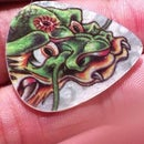 tattoo guitar picks