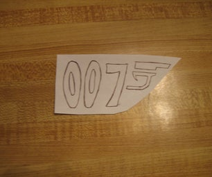 The New 007 Trademark Logo