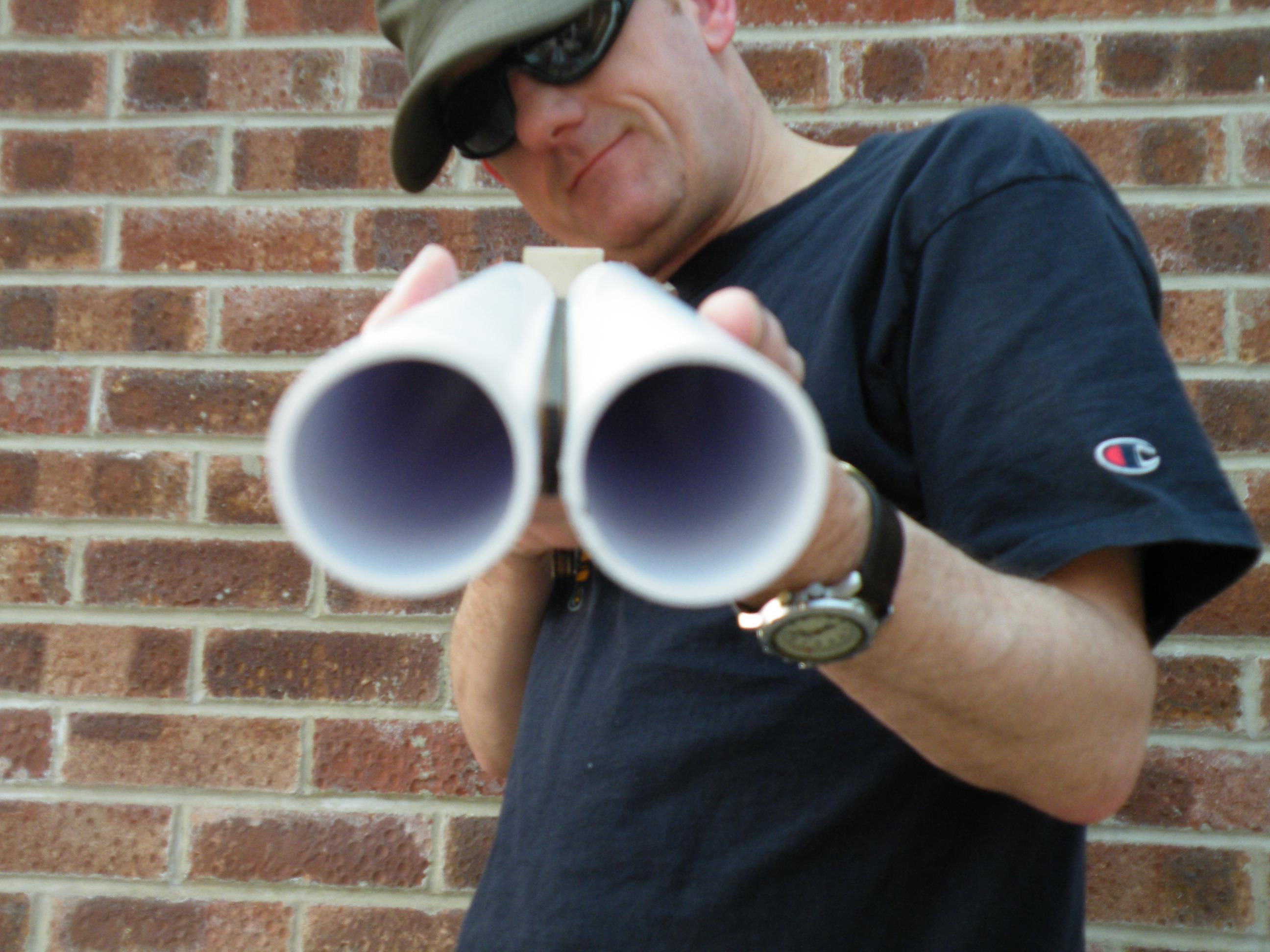 Picture of Double-Barrel Shotfun