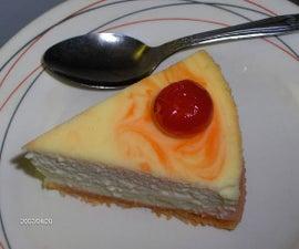 Hungarian Pear Cheesecake (Császárkörte)