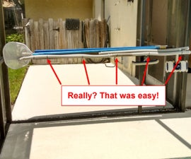Prepare to Park Your Pool Poles On Pegs!