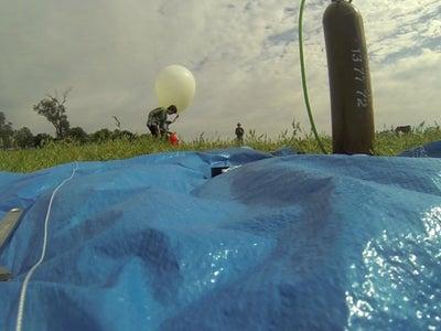 Launch the Balloon
