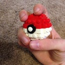 Lego Pokeball Variations