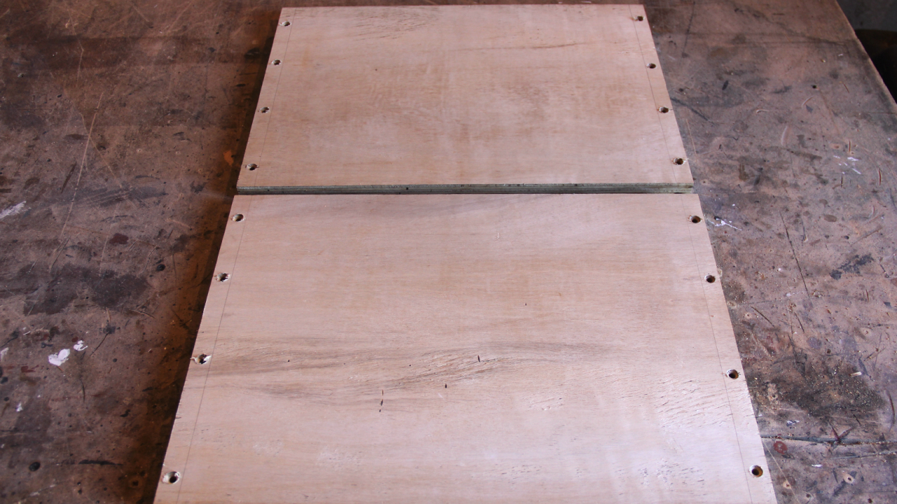 Picture of Prep the Plywood.