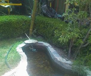 My Pond, Mi Estanque De Jardin