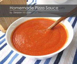 How To: Homemade Pizza Sauce Recipe
