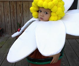 """Daisy in a Pot"" costume"
