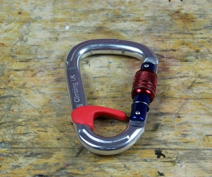 How to stop your carabiner from spinning and cross loading when belaying.