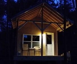 A Cabin in the woods...a work in progress........