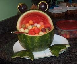 Fruit Salad Froggie