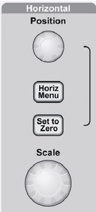 Horizontal Controls