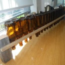 Beer Bottle Drying Rack Quickly