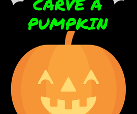 Tips to carve a pumpkin