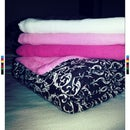 DIY Baby Blanket and Swaddles.