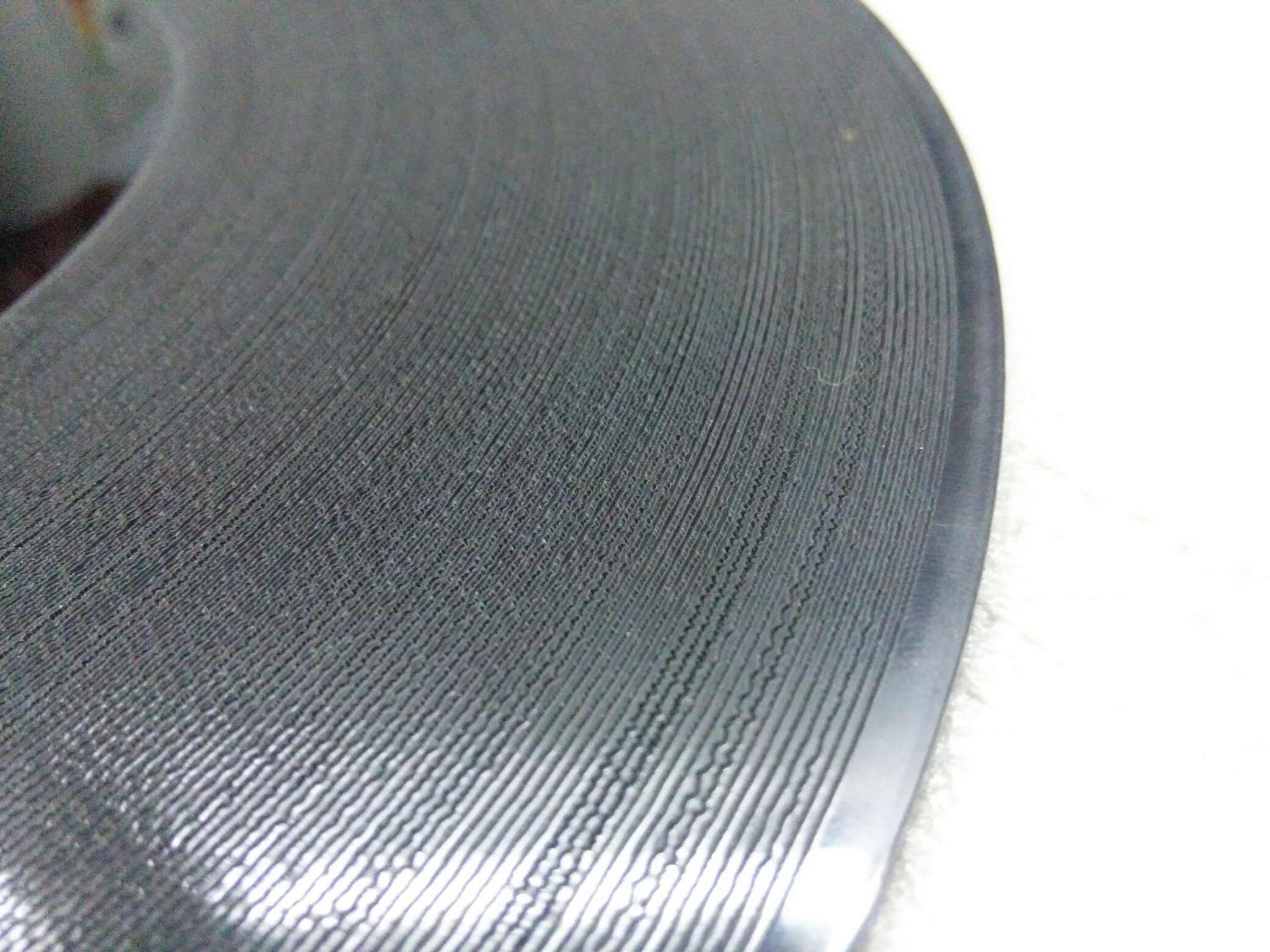 Picture of EXPERIMENTING WITH LASER CUT RECORD