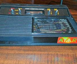 Atari SX2600 - A fairly complete Atari 2600 emulation console