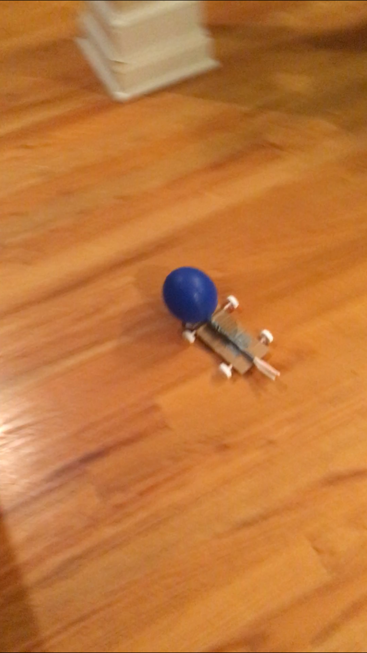 Picture of Balloon Car