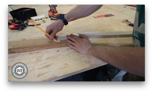 Cutting the Handle Scales