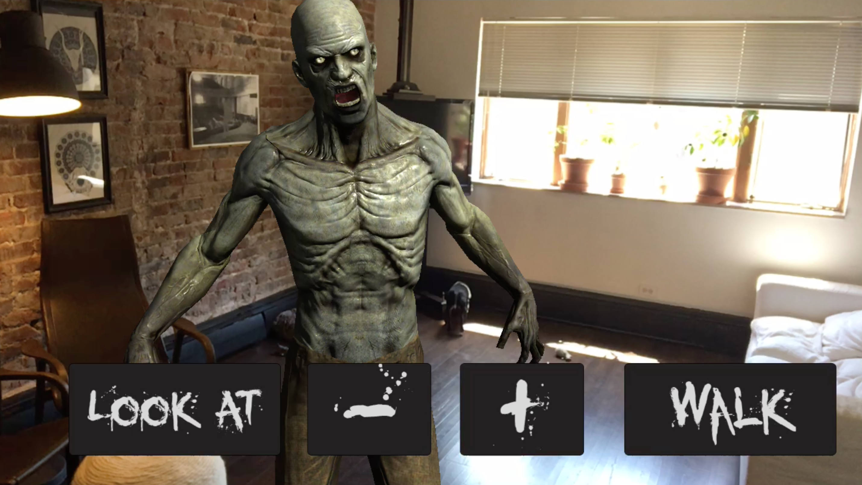 Picture of Get the AR App on Your IPhone or IPad!