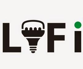 LiFi Communication