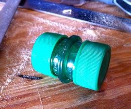Plastic Soda Bottle Lid Capsule