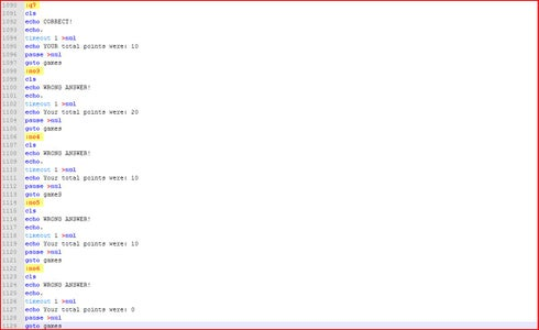 Amazing Complex Batch Code in Notepad