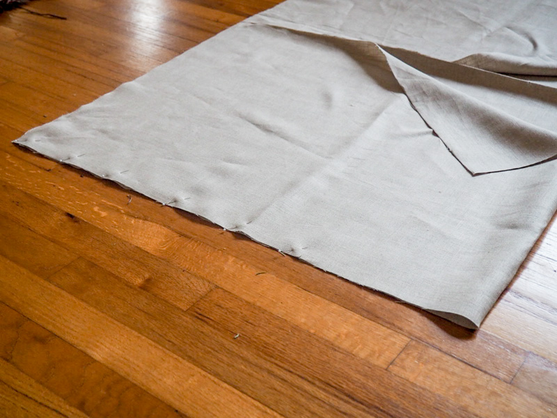 Picture of Sew Side Seams