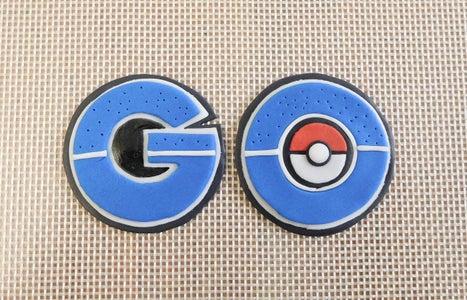 Fondant Pokemon Go Logo