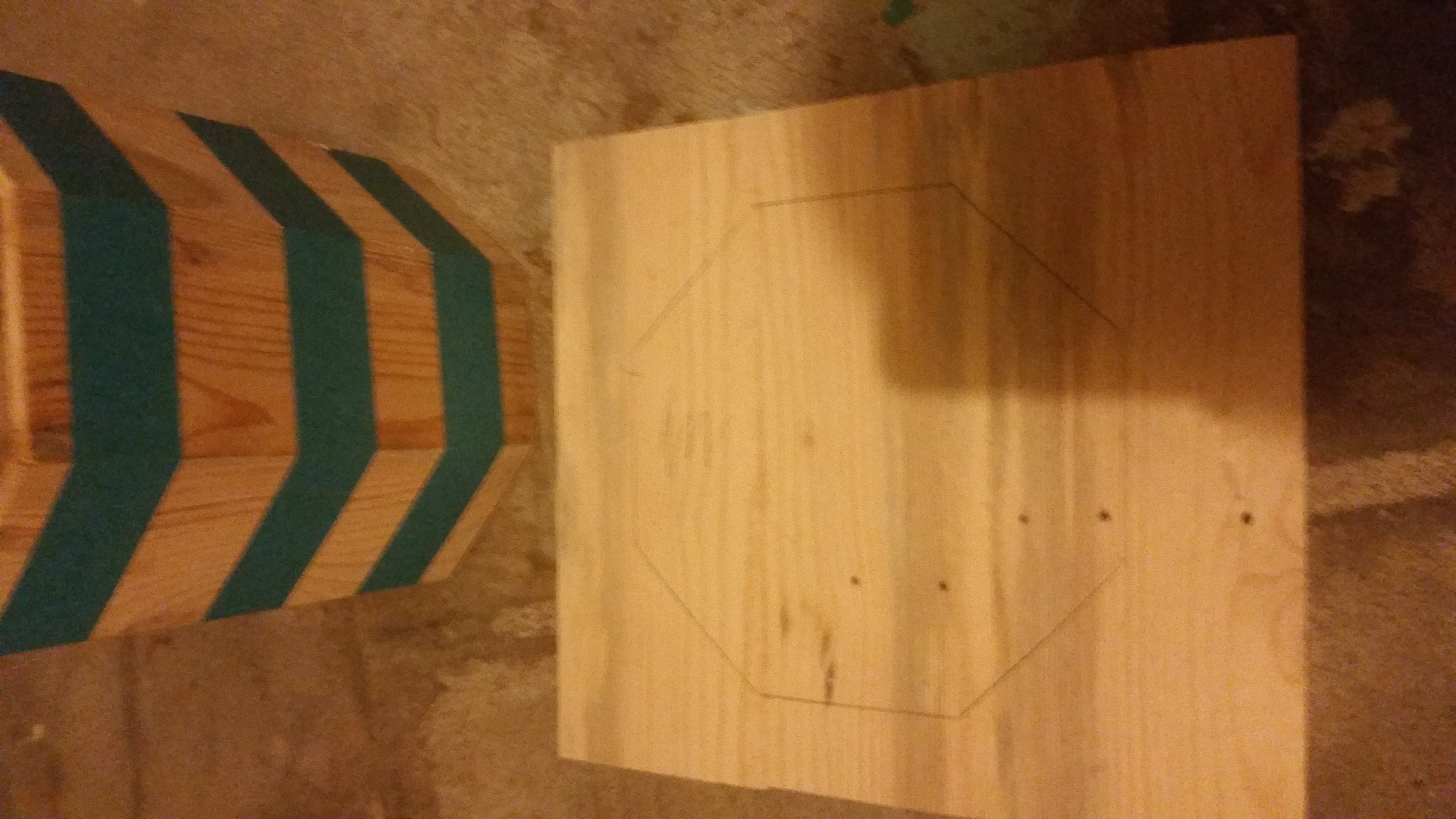 Picture of Step 7: Make Octagon Base