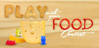 Play With Your Food Contest