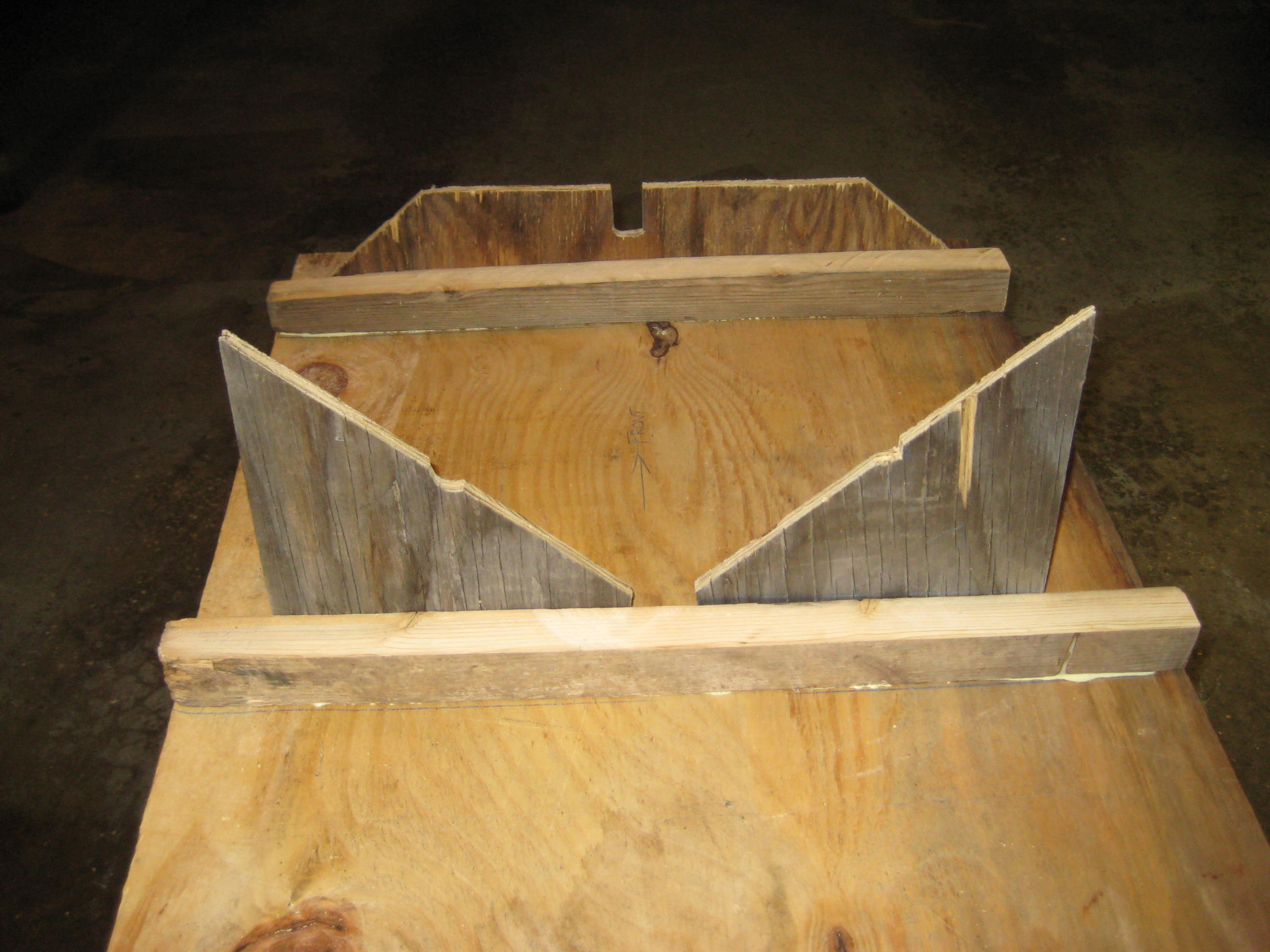 Picture of Assembly of Bracing