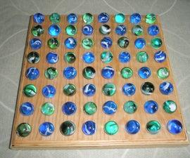 How to make a Konane Game Board